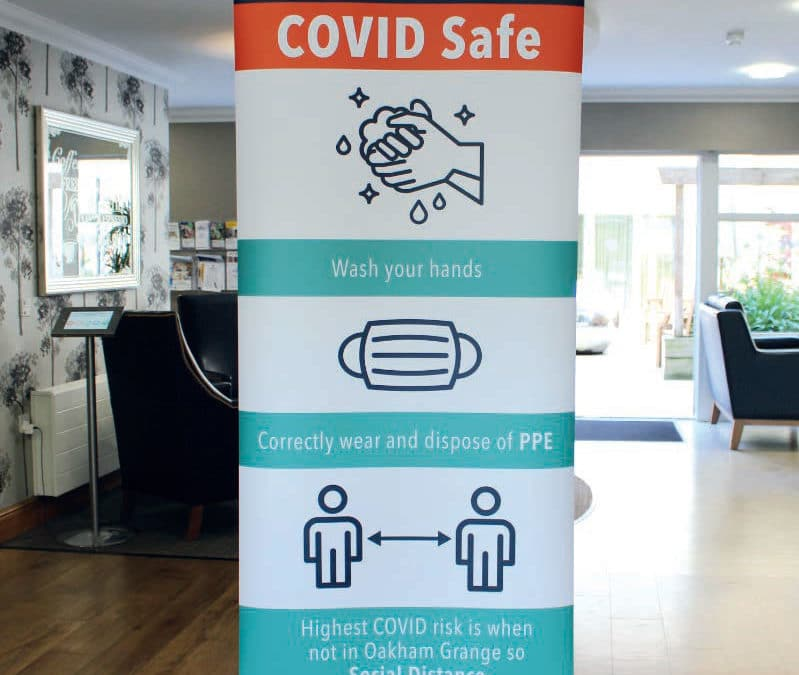 Infection Control and Virus Management