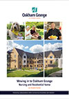 Moving into Oakham Grange